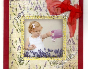 328 - Greeting card happy birthday girl