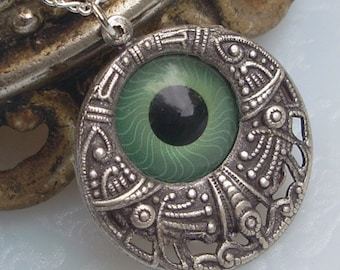 Keeping an Eye Out - Pendant