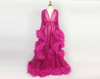 Dressing Gown Etsy