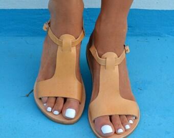 Greek leather sandals, Greek Sandals, Womens sandals, Summer sandals, Handmade Leather Sandals, Ancient Greek sandals