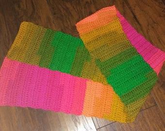 Dia de las Maravillas scarf