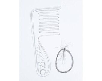 Pienate (Brush Your Hair)