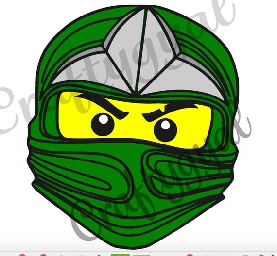 lego ninjago lloyd svg/ninja lloyd svg/lloyd cuttable file