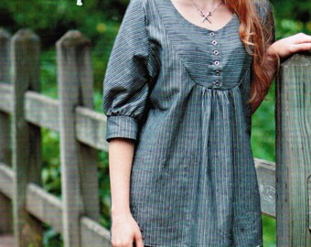The Esme Top by Sew Liberated Sewing Pattern