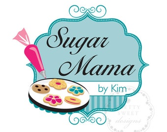 Custom Cookie Logo Design, Shop Logo Design For Your Small Business Or Boutique Brand