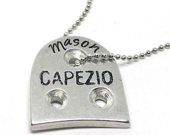 Tap Dancer Personalized Necklace - Tap dance Jewelry - Dancer Gift -Personalized - Dance Recital gift - Dance Recital Gift ideas