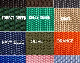 5 Ft. LEASH, dog leash, dog lead, red leash, black leash, grey leash, green leash, olive leash, purple leash, blue leash, navy leash, tan