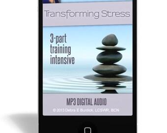 Transforming Stress - 3 Part Intensive Training