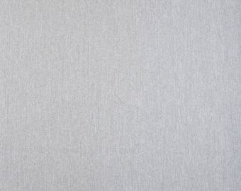 Harris Dove Grey Plain Curtain and Upholstery Fabric
