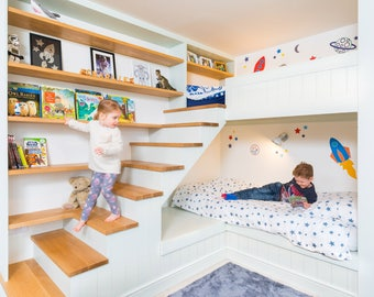 Unique, elegant and fun bunk beds