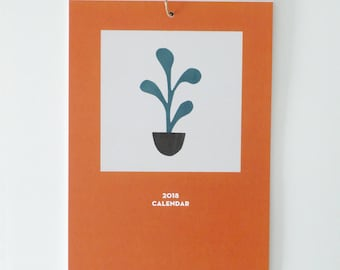 SALE: 2018 Calendar
