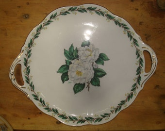 Royal Albert - A Wagg  - 2-Handled  Plate / Serving Tray
