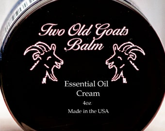 Two Old Goats Essential Oil Balm