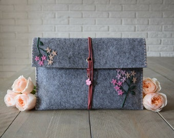 Book Sleeve Floral - Limited Edition