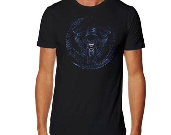 Queen Shirt - Alien Shirt - The 8th passenger tshirt - Ripley T-shirt - LV 426 shirt - Alien 3 shirt - HR Giger Shirt
