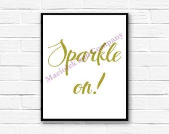 Inspiration, Motivation, Girl Boss, Wall Art, instant download, digital print, digital art, office art, 8x10