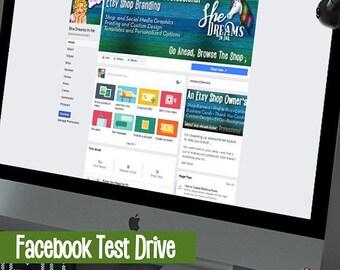 Facebook Banner Set, Facebook Set, Facebook Branding, Social Media Art, Facebook Banner Design, Facebook Timeline Cover, Facebook Cover