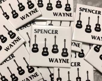 "Spencer Wayne 2.5"" Limited edition Magnet"