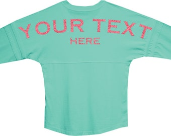 Custom Billboard Football Jersey Pullover (Free Glitter or Solid Color Print)