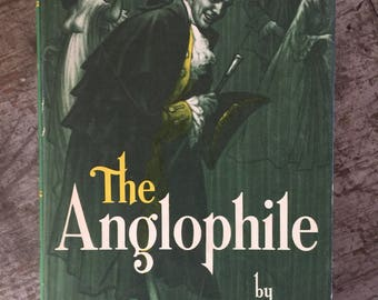 1957 The Anglophile Book by Egan O'Neill