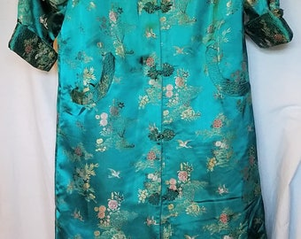Vintage Asian robe, excellent condition,  size med/large