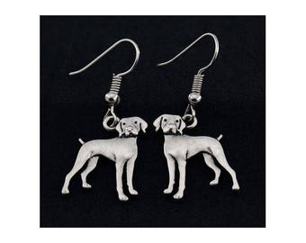 German Shorthaired Pointer Charm Earrings