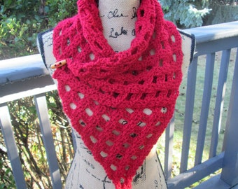 Womens cowl, scarflette, scarf, neck warmer, accessory