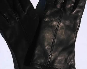Size XL  Leather Gloves