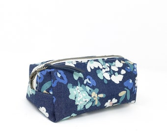 Gift for Mom Make up bag Bridesmaid gifts Pencil case Clutch Makeup bag Cosmetic bag Gifts for women Girlfriends gift Coworker gift Clutch