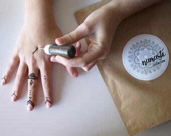 Henna Kit - Natural Henna // Easier than Ever!