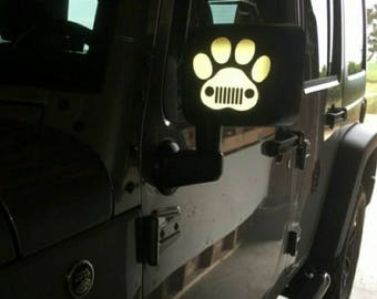 Black Paw NightWave™ for Jeepers