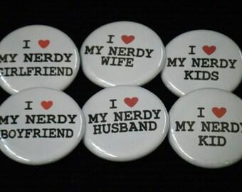 I (heart) My Nerdy...pin