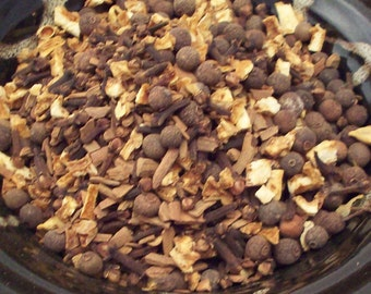 Simmering Potpourri Mug Mat Spice Blend - Wood Stove Spices - Kitchen Simmer - Holiday Scents