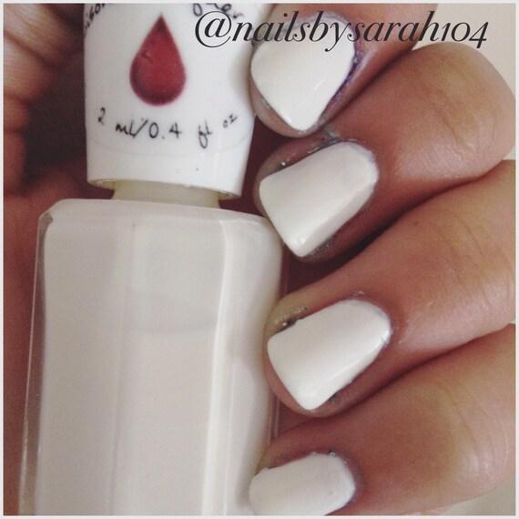 Yorick esmalte de uñas blanco hueso blanco esmalte de uñas