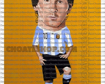 Lionel Messi Art Photo Print