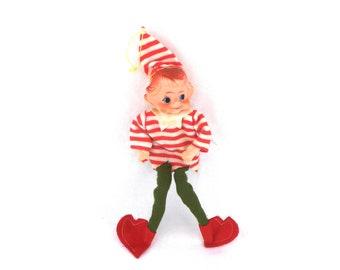 Vintage Elf Christmas Elves, Pixies, Christmas Elves, Vintage Elf, Knee-Hugger