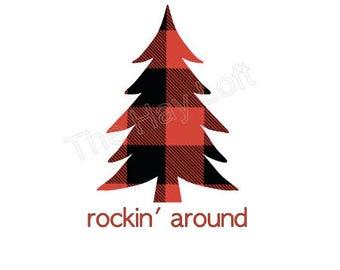 Rockinu0027 Around Iron On Ready To Press Transfer