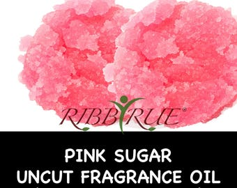Pure Pink Sugar Type* Uncut Fragrance Oil - FREE SHIPPING SHIP