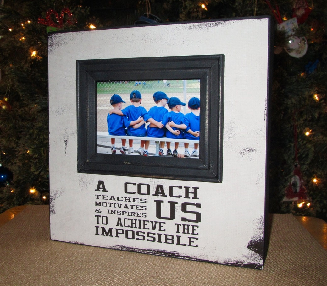 Coach gift coach frame sports team frame picture frame zoom jeuxipadfo Gallery