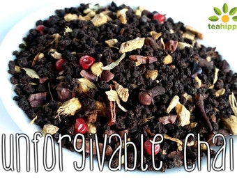 50g Unforgivable Chai - Loose Black Tea (Harry Potter Inspired)