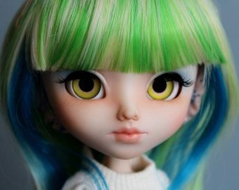 Eyechips for Groove Dolls - Light Yellow