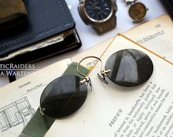 Antique Sunglasses , Dark Sunglasses , Mens Sunglasses , Oval Sunglasses , Edwardien Sunglasses , Travel Gifts , Travel Accessories , Travel