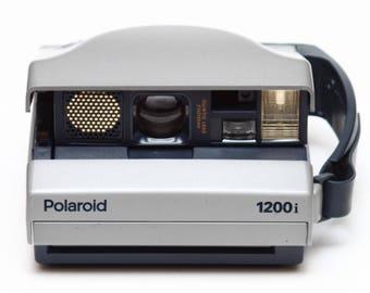 Polaroid 1200i Spectra Film Instant Camera Made in UK Fully Operational