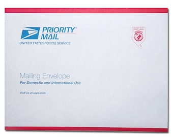 Priority Mailing Add on