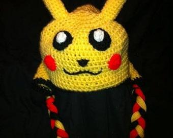 Pikachu Beanie - Adult
