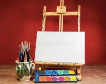 Custom Painting: 16 x 20