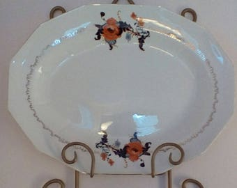 BEAUTIFUL  French China Serving Platter