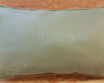 3 Green Cushion Covers