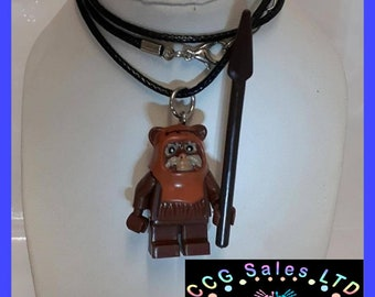 Star Wars 'Ewok' Mini Fig Toy Necklace