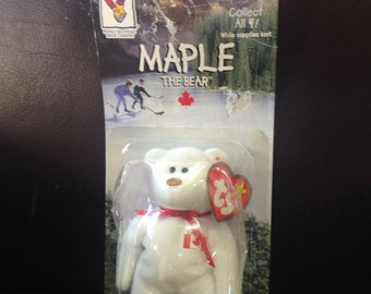 Ty Error Bear: Maple